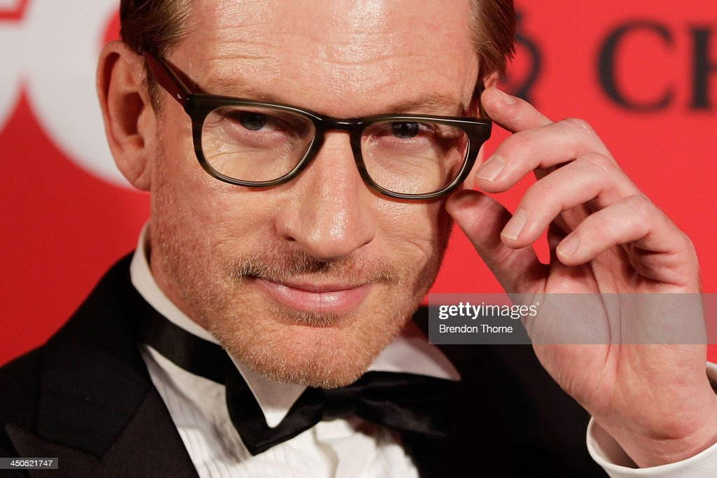 David Wenham arrives at the GQ Men of the Year awards at the Ivy Ballroom on November 19, 2013 in Sydney, Australia.