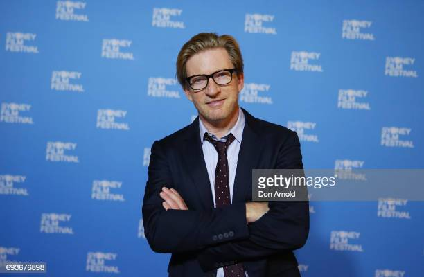 David Wenham attends the 'Ellipsis' premiere as part of the 2017 Sydney Film Festival at Event Cinemas George Street on June 8 2017 in Sydney...