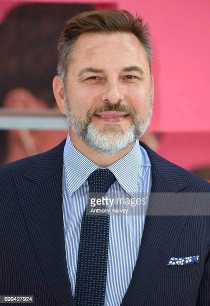 David Williams attends the European premiere of 'Baby Driver' on June 21 2017 in London United Kingdom