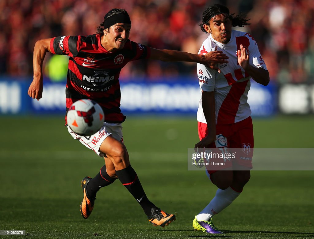 A-League Rd 9 - Western Sydney v Melbourne