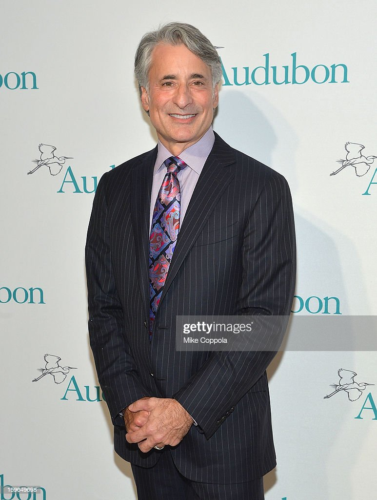 David Yarnold attends the 2013 National Audubon Society Gala Dinner on January 17, 2013 in New York, United States.