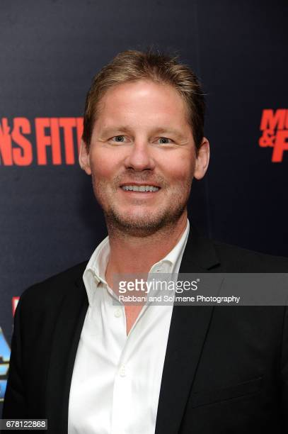 David Zinczenko attends a screening of Marvel Studios' 'Guardians Of The Galaxy Vol 2' hosted by The Cinema Society at the Whitby Hotel on May 3 2017...