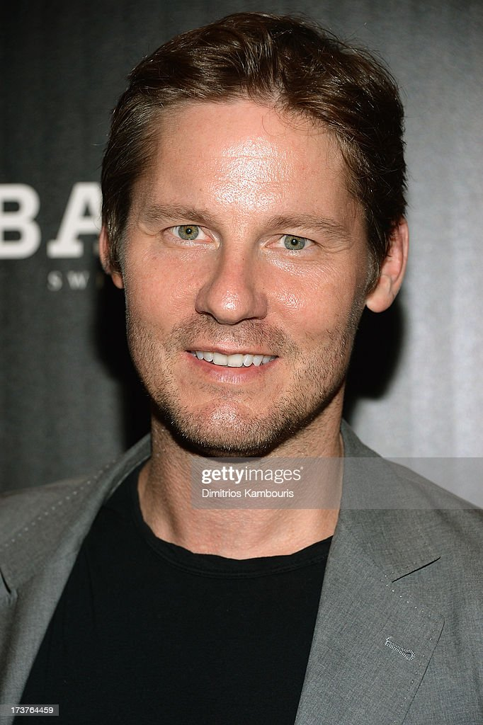 David Zinczenko attends The Cinema Society & Bally screening of Summit Entertainment's 'Red 2' at the Museum of Modern Art on July 16, 2013 in New York City.