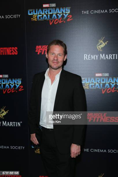 David Zinczenko attends the screening of 'Guardians of the Galaxy Vol 2' presented by Remy Martin at The Whitby Hotel on May 3 2017 in New York City