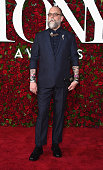 David Zinn attends the 70th Annual Tony Awards at The Beacon Theatre on June 12 2016 in New York City