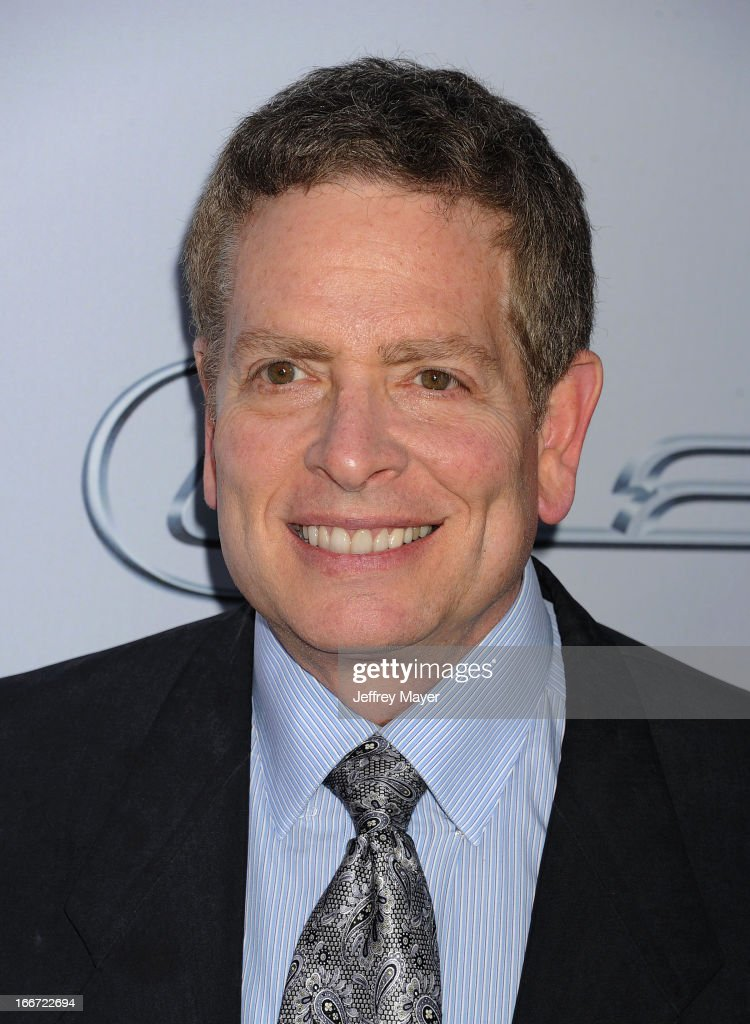 David Zucker arrives at the 'Scary Movie V' - Los Angeles Premiere at ArcLight Cinemas Cinerama Dome on April 11, 2013 in Hollywood, California.