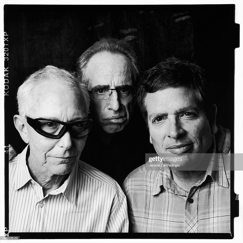 David Zucker, Jerry Zucker and Jim Abrahams