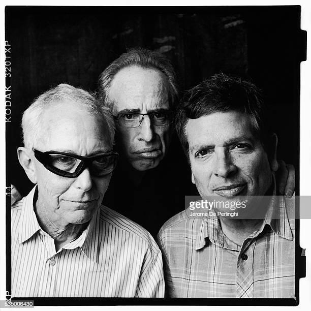 David Zucker Jerry Zucker and Jim Abrahams