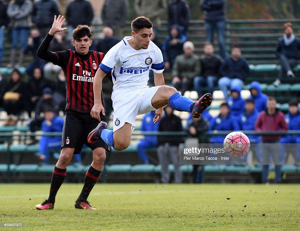 FC Internazionale U17 v AC Milan U17 s and