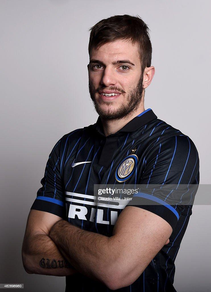 Davide Santon - FC Internazionale Official Portraits