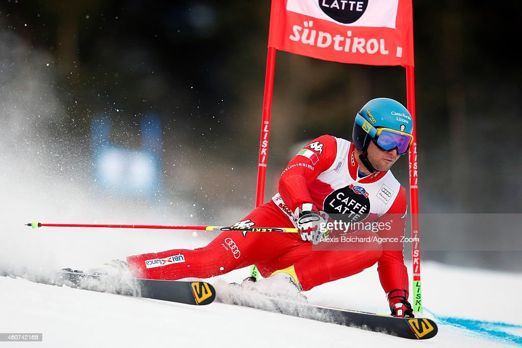 <a gi-track='captionPersonalityLinkClicked' href=/galleries/search?phrase=Davide+Simoncelli&family=editorial&specificpeople=247211 ng-click='$event.stopPropagation()'>Davide Simoncelli</a> of Italy competes during the Audi FIS Alpine Ski World Cup Men's Giant Slalom on December 21, 2014 in Alta Badia, Italy.