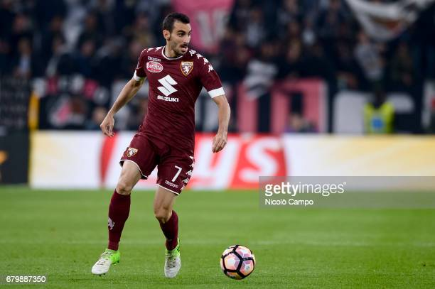 Davide Zappacosta of Torino FC in action during the Serie A football match between Juventus FC and Torino FC Final result is 11
