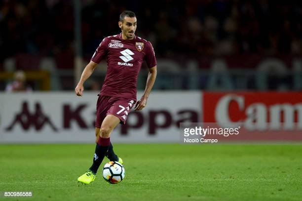 Davide Zappacosta of Torino FC in action during the TIM Cup football match between Torino FC and Trapani Calcio Torino FC wins 71 over Trapani Calcio