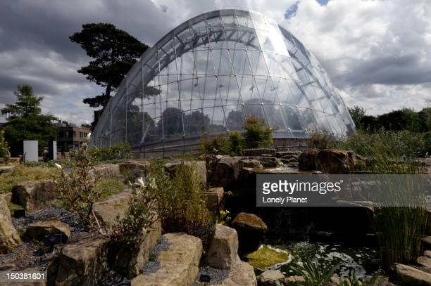 Davies Alpine House, Kew Gardens.