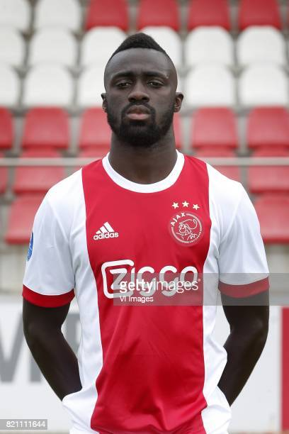 Davinson Sanchez during the team presentation of Ajax on July 22 2017 at the at the Toekomst in Amsterdam The Netherlands