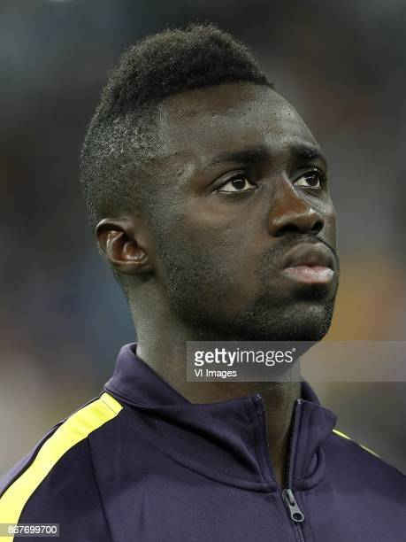 Davinson Sanchez of Tottenham Hotspur FC during the UEFA Champions League group H match between Real Madrid and Tottenham Hotspur on October 17 2017...