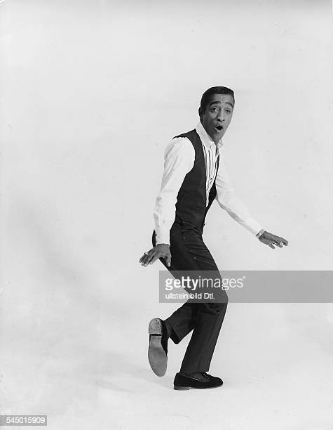 Davis Jr Sammy *Saenger Schauspieler Entertainer Taenzer USA beim Tanzen 1967