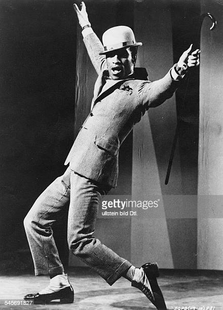 Davis Jr Sammy *Saenger Schauspieler Entertainer Taenzer USA in dem Film 'Porgy and Bess' 1961