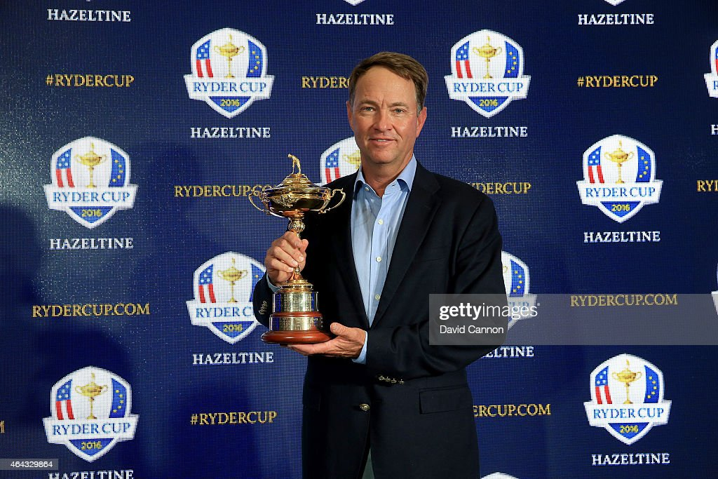 2016 United States Ryder Cup Team Captain Announced