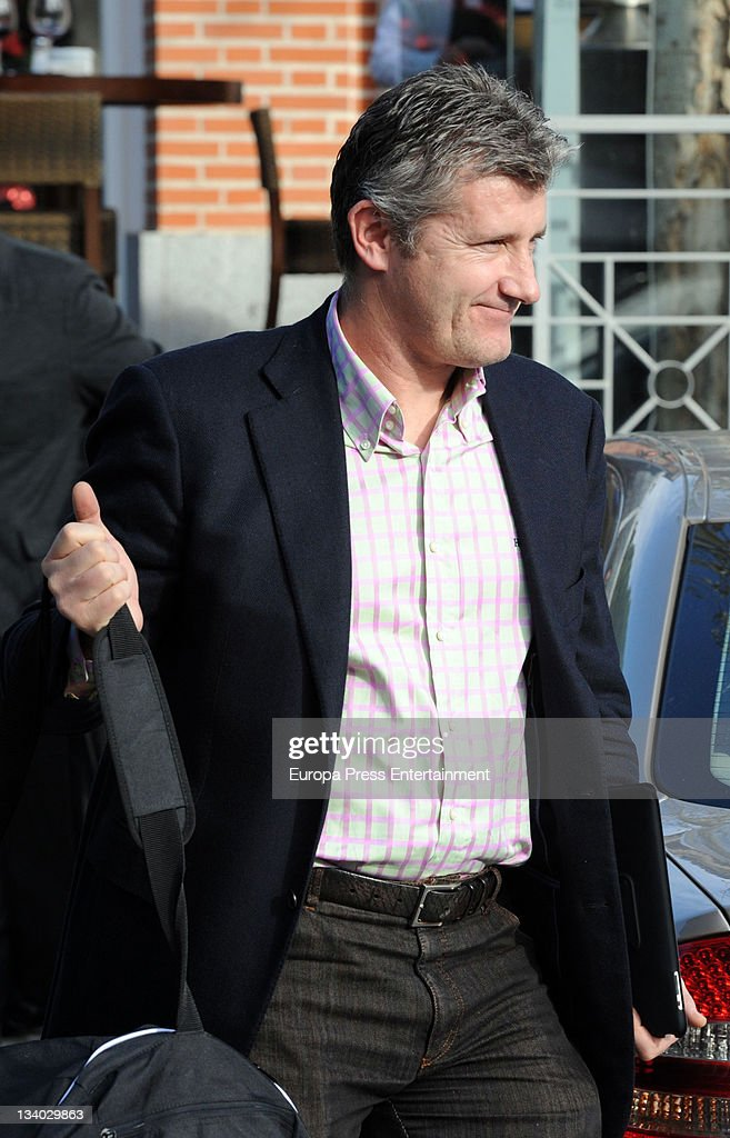 <a gi-track='captionPersonalityLinkClicked' href=/galleries/search?phrase=Davor+Suker&family=editorial&specificpeople=235899 ng-click='$event.stopPropagation()'>Davor Suker</a> is seen on November 23, 2011 in Madrid, Spain.