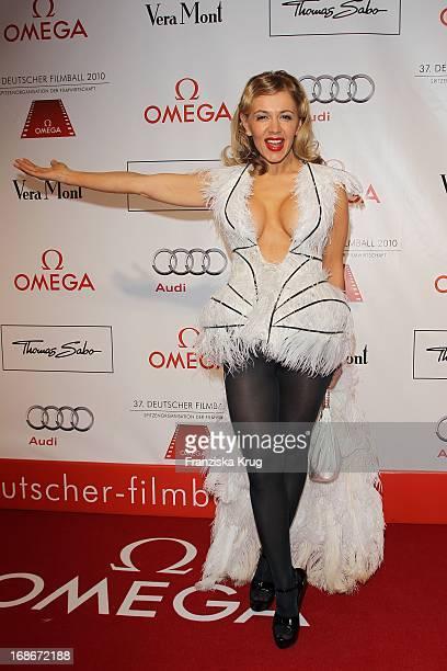 Davorka Tovilo at 37th German Filmball at Hotel Bayerischer Hof in Munich on 160110