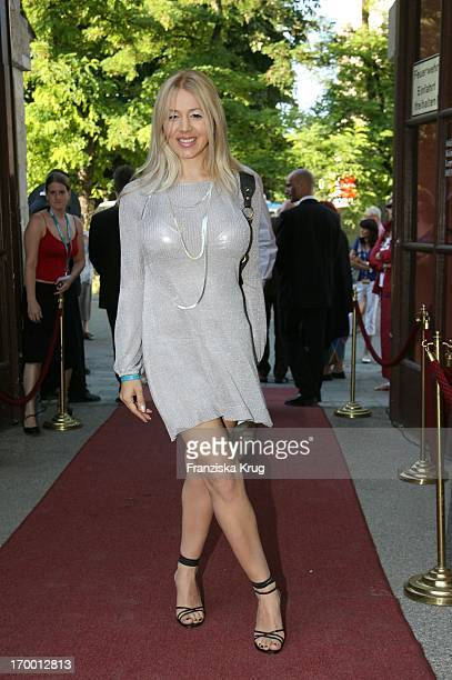 Davorka Tovilo at Bavaria Munich Film Festival at The Bavaria Film Park Munich