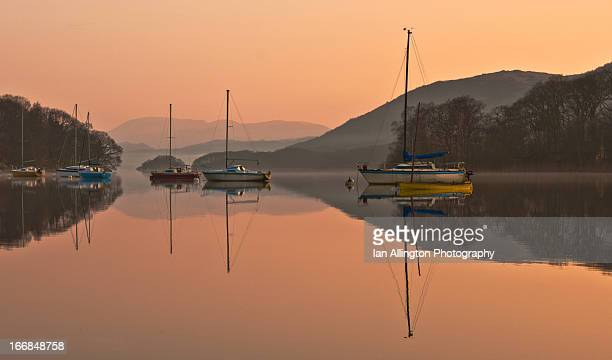Dawn at Lake Bank