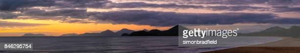 Dawn At Palm Cove Panoramic, Queensland, Australia