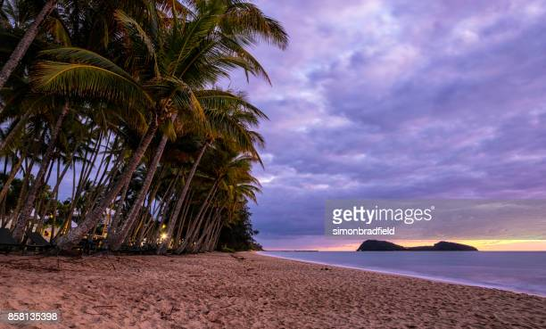 Dawn At Palm Cove, Queensland, Australia