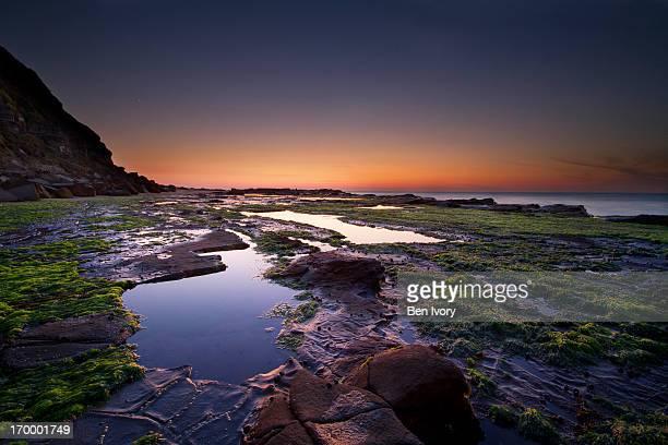 Dawn at Susan Gilmore Beach