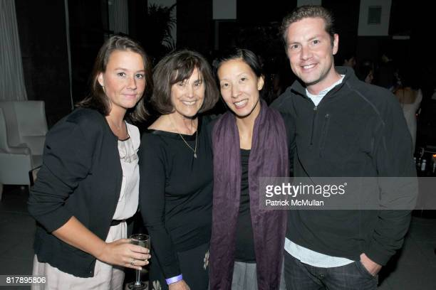Dawn Buchenholz Gretchen Buchenholz Michelle Wu and Peter Buchenholz attend ASSOCIATION to BENEFIT CHILDREN Junior Committee Fundraiser at Gansevoort...