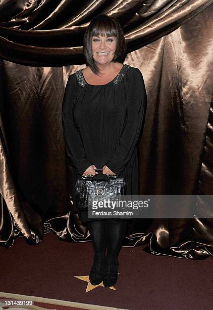 Dawn French attends The Galaxy National Book Awards 2011 at Mandarin Oriental Hyde Park on November 4 2011 in London England