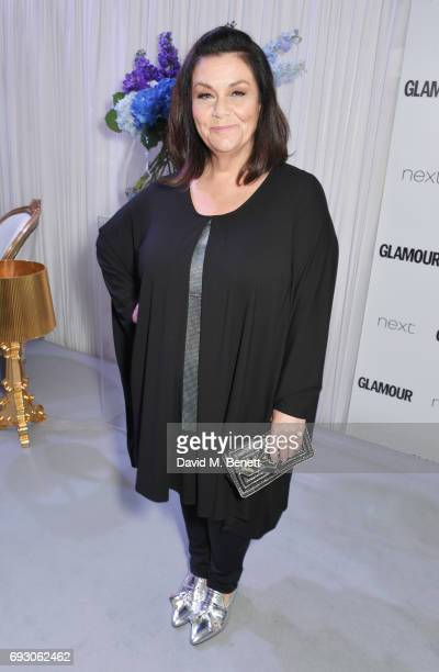 Dawn French attends the Glamour Women of The Year Awards 2017 in Berkeley Square Gardens on June 6 2017 in London England