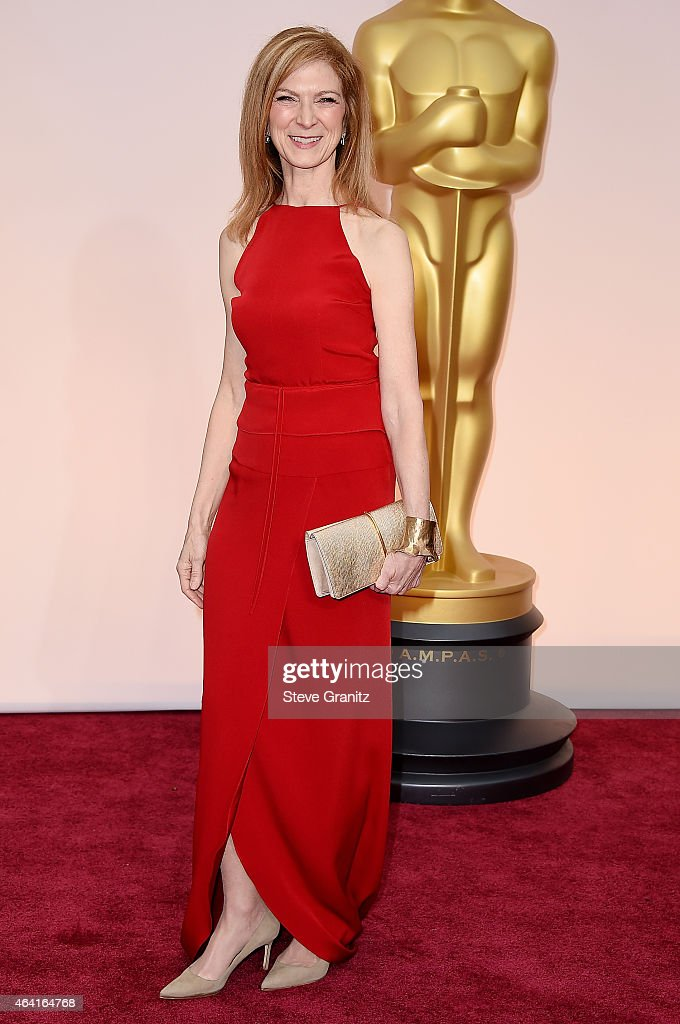 Dawn Hudson attends the 87th Annual Academy Awards at Hollywood Highland Center on February 22 2015 in Hollywood California