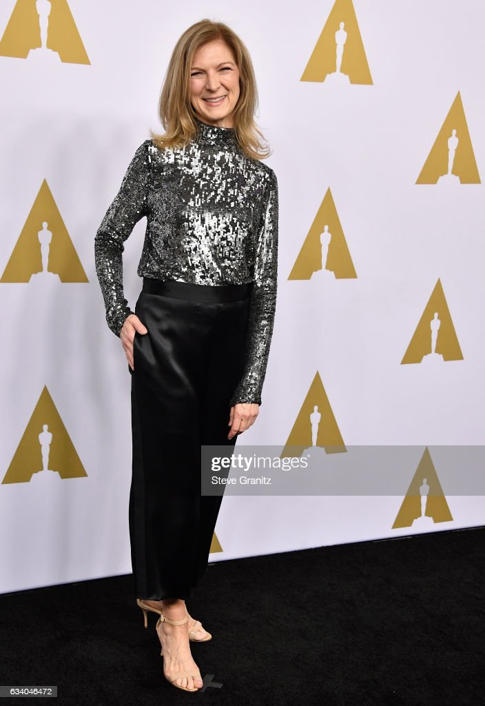 Dawn Hudson attends the 89th Annual Academy Awards Nominee Luncheon at The Beverly Hilton Hotel on February 6, 2017 in Beverly Hills, California.
