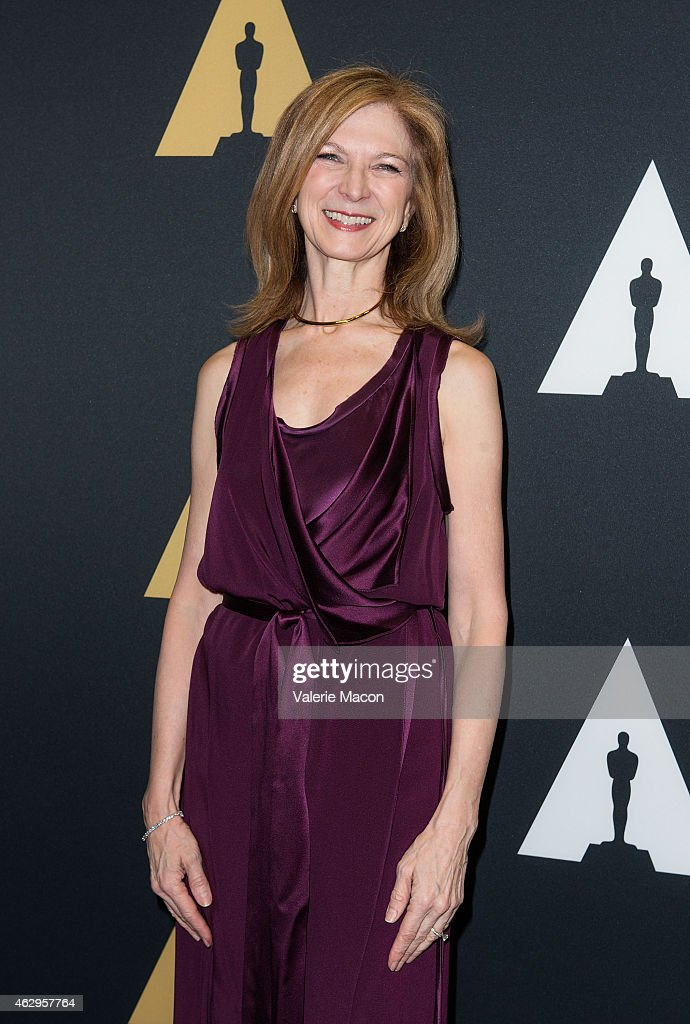 Dawn Hudson attends the Academy Of Motion Picture Arts And Sciences' Scientific And Technical Awards Ceremony at the Beverly Wilshire Four Seasons...