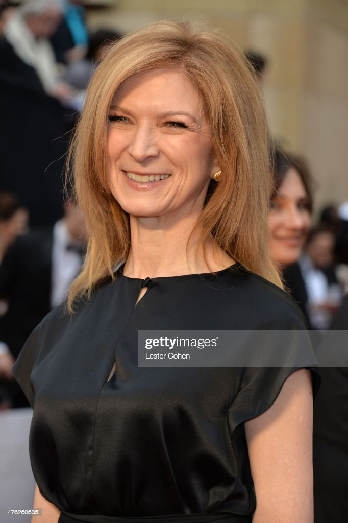 'HOLLYWOOD CA MARCH 02 Dawn Hudson CEO Academy of Motion Picture Arts and Sciences attends the Oscars held at Hollywood Highland Center on March 2...