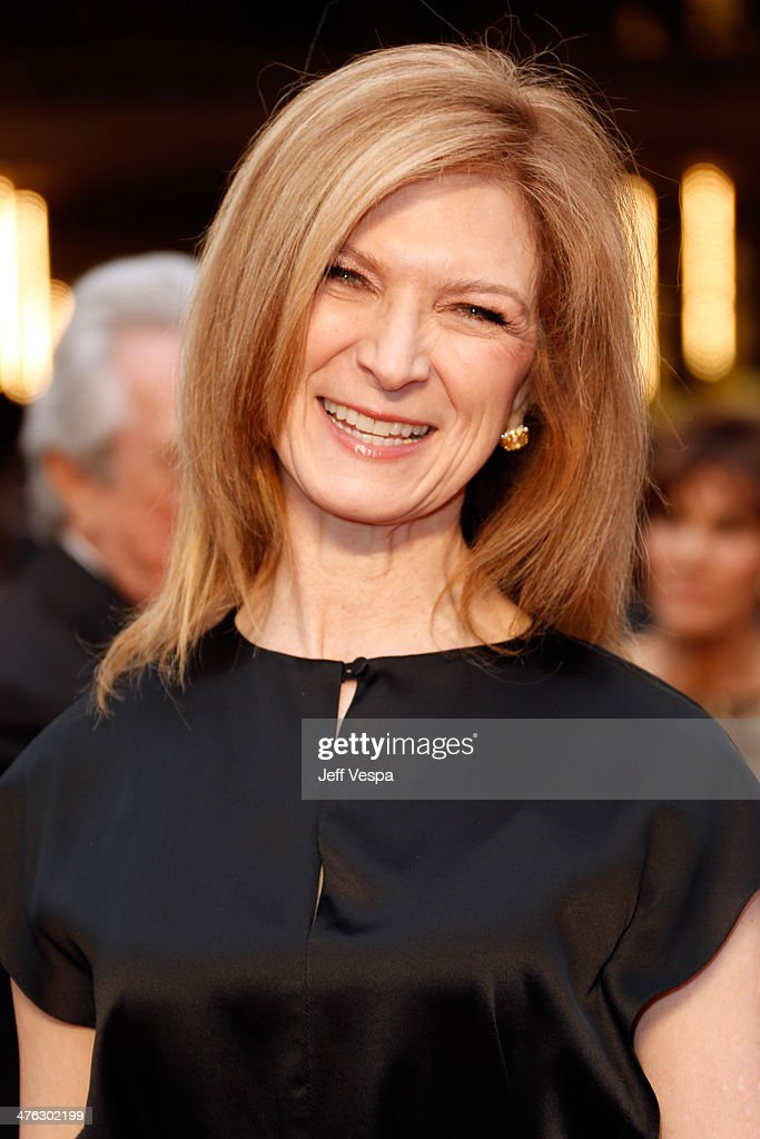 Dawn Hudson CEO Academy of Motion Picture Arts and Sciences attends the 86th Oscars held at Hollywood Highland Center on March 2 2014 in Hollywood...