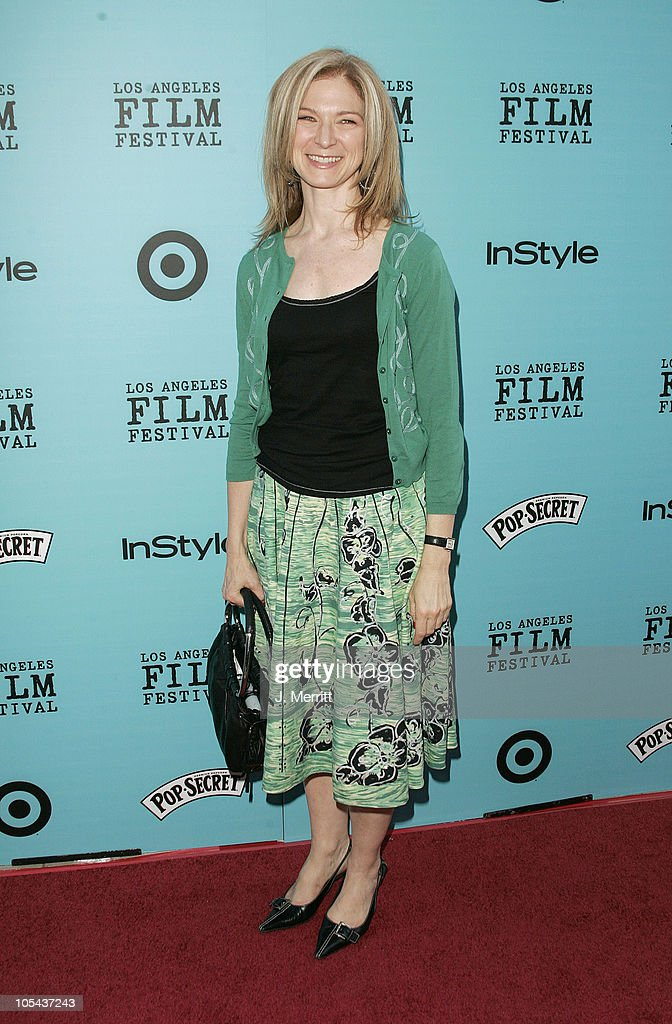 Dawn Hudson during 2005 Los Angeles Film Festival 'Nine Lives' Premiere at Academy Theater in Beverly Hills California United States