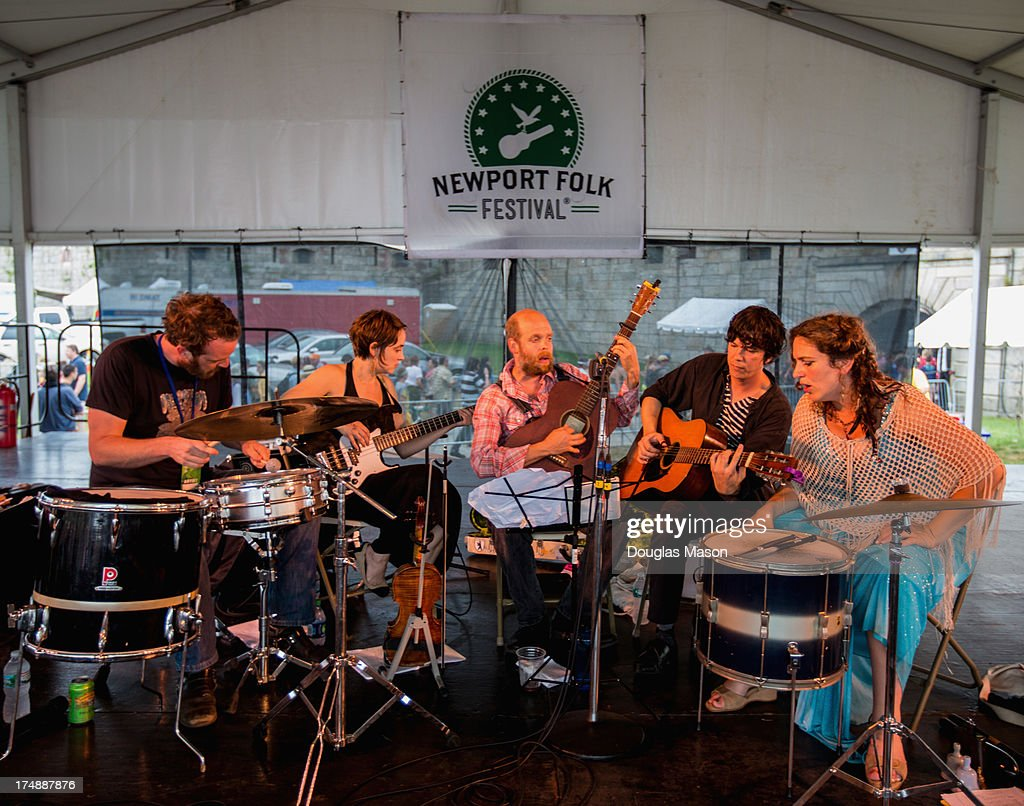 2013 Newport Folk Festival - Day 3