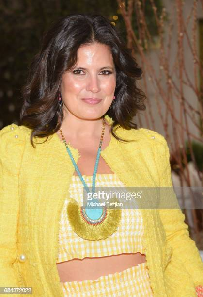 Dawn McCoy attends Third Annual Hope and Grace Luncheon In Honor of Mental Health Awareness Month hosted by philosophy and Zelda Williams on May 17...