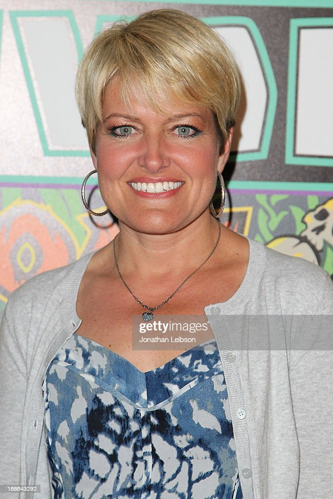 Dawn Meehan attends the 'Survivor: Caramoan Fans VS Favorites' Finale And Reunion at CBS Studios - Radford on May 12, 2013 in Studio City, California.