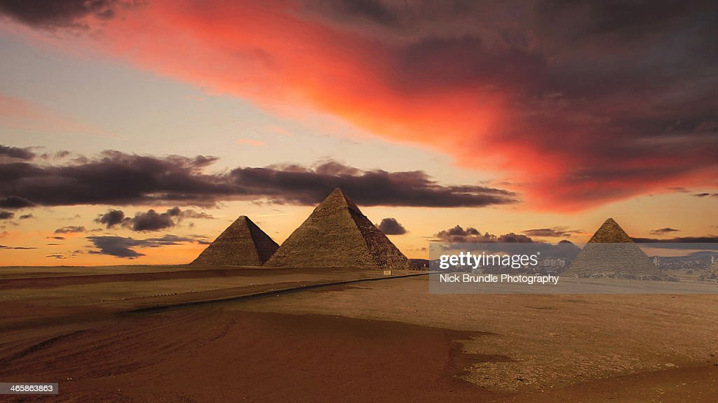 Dawn of the pharaoh's