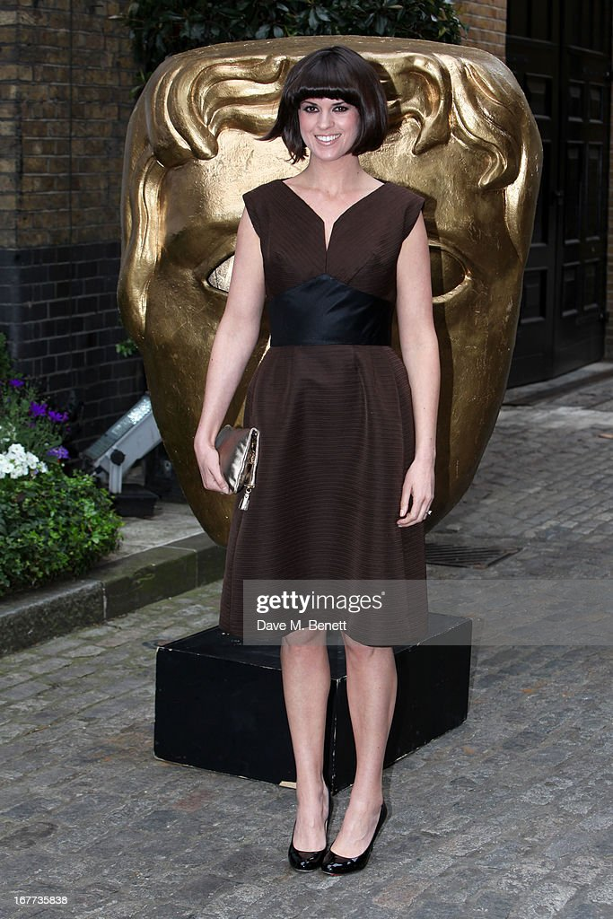 Dawn O'Porter attends the BAFTA Craft Awards at The Brewery on April 28, 2013 in London, England.