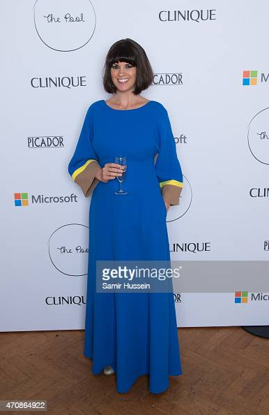 Dawn O'Porter attends the launch party for The Pool a unique multimedia platform for busy women cofounded by renowned editor and journalist Sam Baker...