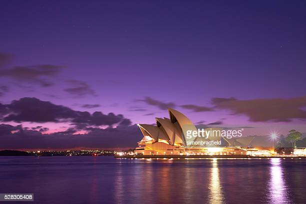 Dawn Over Sydney Opera House