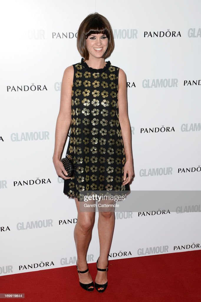 Dawn Porter attends Glamour Women of the Year Awards 2013 at Berkeley Square Gardens on June 4, 2013 in London, England.