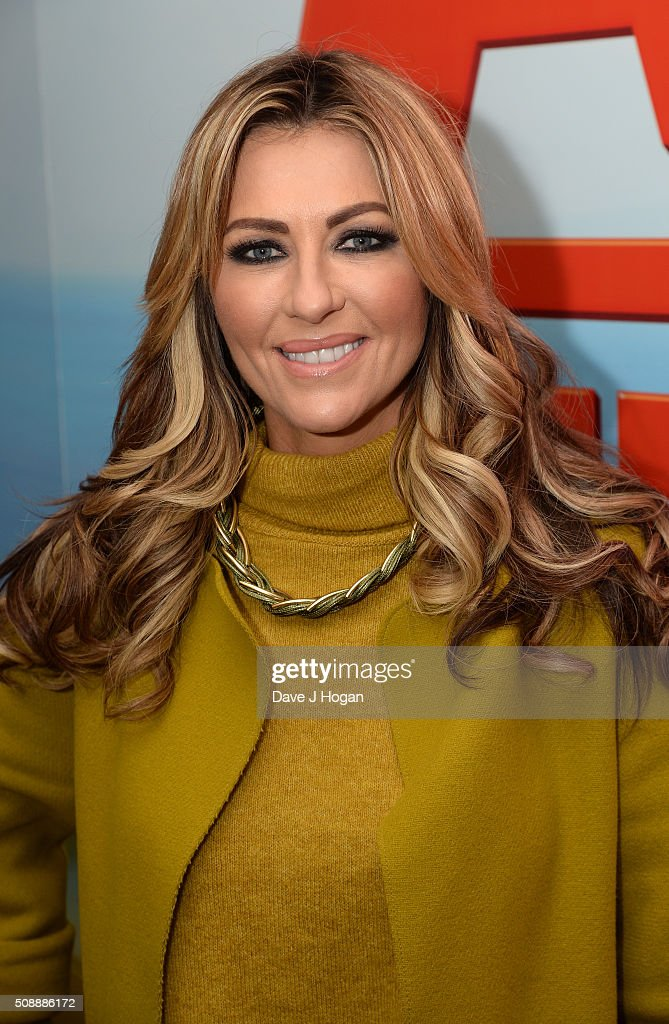 Dawn Ward attends a gala screening of 'Alvin & The Chipmunks: The Roadtrip' at Vue West End on February 7, 2016 in London, England.
