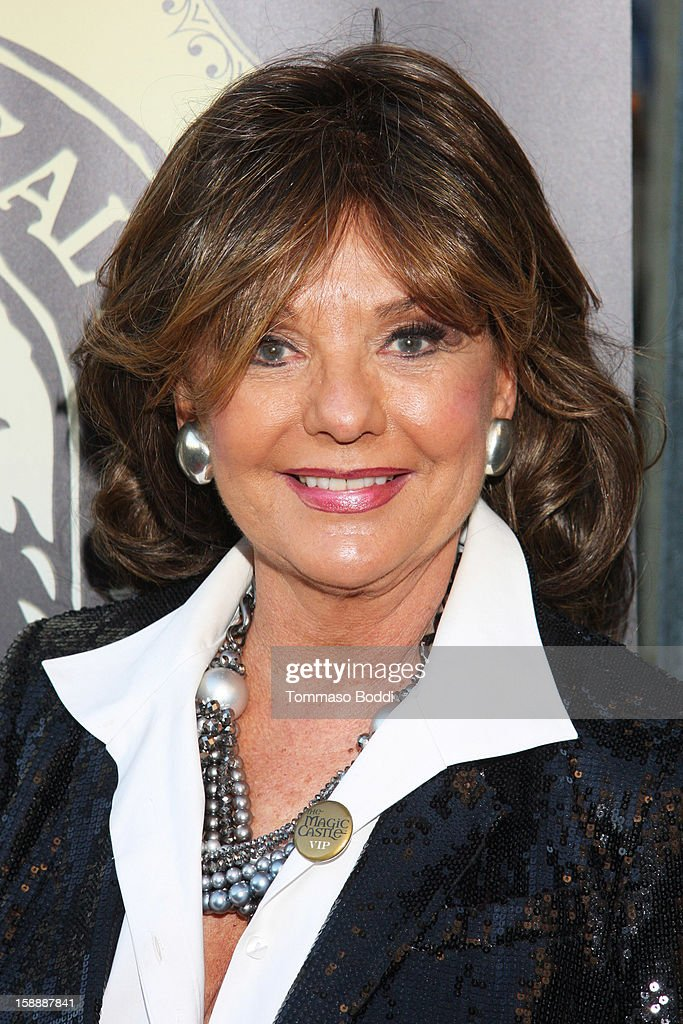Dawn Wells attends the Academy of Magical Arts & The Magic Castle 50th anniversary gala held at The Magic Castle on January 2, 2013 in Hollywood, California.