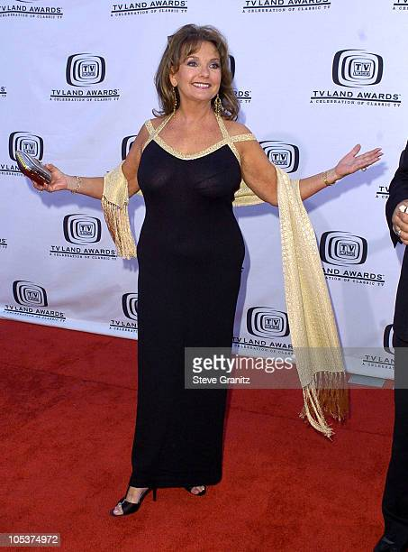 Dawn Wells during 2nd Annual TV Land Awards Arrivals at The Hollywood Palladium in Hollywood California United States